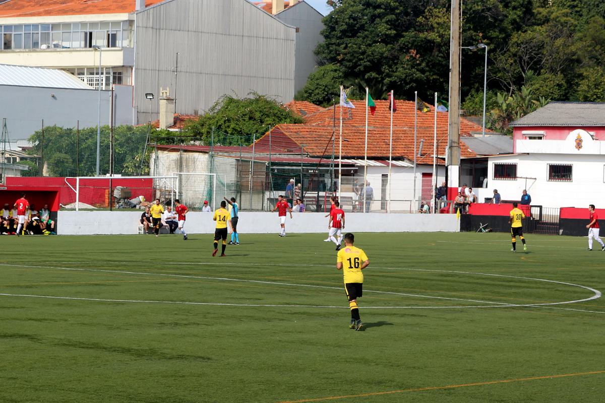 Vilanovense FC vs SC Rio Tinto