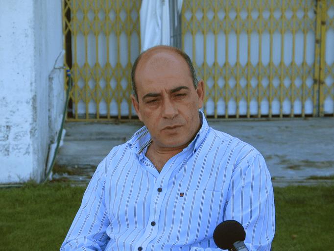 Entrevista ao presidente Jorge Pina