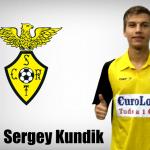 Sergey Kundik é reforço do SC Rio Tinto