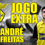 Jogo Extra – André Freitas