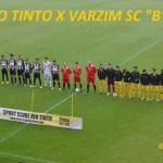 Seniores – Resumo da Jornada 33 (SC Rio Tinto-Varzim SC B)