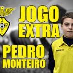 Jogo Extra – Pedro Monteiro