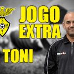 Jogo Extra – António Gonçalves