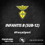 Infantis Fut. 9: Amanhã há derby na Ferraria