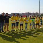 Academia: Atletas distinguidos por mérito escolar