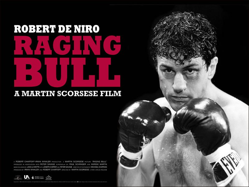 Raging Bull do Scorcese