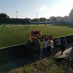 Seniores – 1ª Eliminatória Taça de Portugal (vs Coimbrões)