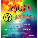 Aula de Zumba solidária