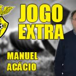 Jogo Extra – Manuel Acácio