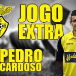 Jogo Extra – Pedro Cardoso