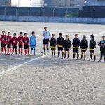 Sub-10: Derrota por 1-2 na receção ao FC Penafiel