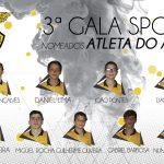 3ª Gala Sport: Nomeados para Atleta do Ano