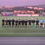Taça AFP – 1ª Eliminatória da II Fase (vs CF Perosinho)