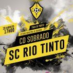 Seniores – Primeiro jogo da época – Taça AF Porto