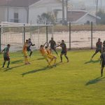 Seniores – 5ª Jornada do Campeonato (vs. SC D. Sandinenses)