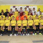 Juniores 1ª Divisão - Plantel 17-18
