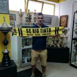 Vítor Oliveira é o novo treinador do SC Rio Tinto