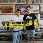 Rafa, Oliveira e Diogo Martins promovidos à equipa sénior