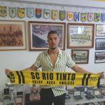 Gonçalo Silva assina pelo Sport
